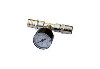 Secoh accessories - back pressure gauge